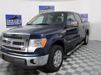 This gorgeous 2013 Ford F-150 is the rare family