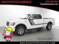 Options:  2013 Ford F-150 Fx4|4X4 Fx4 4Dr Supercab
