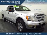 Outstanding design defines the 2013 Ford F-150! This is