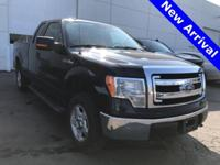 2013 Ford F-150 XLT, **4-MOTION/AWD**, **ACCIDENT FREE