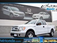 Land a score on this 2013 Ford F-150 before someone