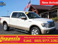 Clean CARFAX. CARFAX One-Owner. This 2013 Ford F-150