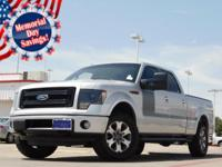 2013 Ford F-150 Ingot Silver Metallic 6-Speed Automatic