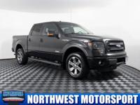 Clean Carfax One Owner 4x4 Truck with Sunroof!