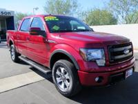 2013 Ford F-150 FX4 !!! SuperCrew !!! 4x4 !!! Low Miles