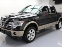 This awesome 2013 Ford F-150 4x4 comes loaded with the