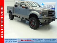 FX4-4X4-LIFTED-ROOF-NAV-REAR CAM-SYNC-BLUETOOTH-REMOTE