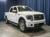 Clean Carfax One Owner 4x4 Truck with Navigation!