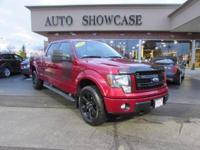 FX4 APPEARANCE PACKAGE, BACKUP REAR CAMERA, HEATED AND