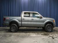 One Owner Clean Carfax 4x4 Lifted Truck with Premium