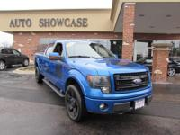 SUPERCREW CAB, FX4, FX APPEARANCE PACKAGE, NAVIGATION,