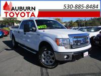 4WD, TOWING PACKAGE, LOW MILEAGE! This great 2013 Ford