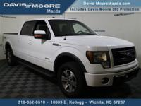Take command of the road in the 2013 Ford F-150! You'll
