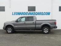 Options:  2013 Ford F-150 Fx4|3.5L V6 Ecoboost