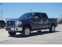 We are excited to offer this 2013 Ford F-150. Your
