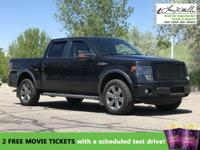 CarFax 1-Owner, This 2013 Ford F-150 will sell fast