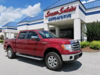 This 2013 Ford F-150 Lariat will sell fast -Navigation