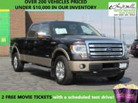 CarFax 1-Owner, This 2013 Ford F-150 FX4 will sell fast