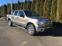 CarFax 1-Owner, LOW MILES, This 2013 Ford F-150 will