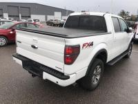 CARFAX One-Owner. Clean CARFAX. White 2013 Ford F-150