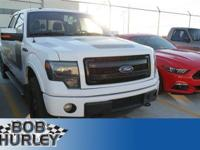 Come see this 2013 Ford F-150 FX4. Its Automatic