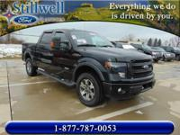 FX4 SERIES, 3.5 L ECOBOOST, REAR VIEW CAMERA, TRAILER