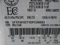 FX4 TRIM, CLEAN AUTOCHECK, 1-OWNER, 4X4, SUPER CREW,