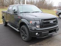 F-150 FX4 4D SuperCrew, 4WD, WITH ECOBOOST, AUTOMATIC,