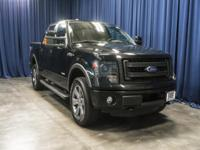 One Owner Clean Carfax 4x4 Truck with Navigation!