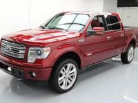 2013 Ford F-150 with 3.5L EcoBoost V6 Engine,Leather