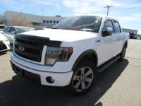 Options:  2013 Ford F-150 Fx4|4X4 Fx4 4Dr Supercrew