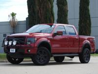 We are excited to offer this 2013 Ford F-150. This 2013