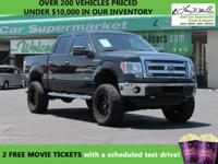 This 2013 Ford F-150 will sell fast -4X4 4WD ABS Brakes