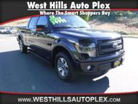 This 2013 Ford F-150 FX4 will sell fast -4X4 4WD