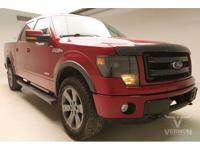 This 2013 Ford F-150 FX4 Crew Cab 4x4 is offered by