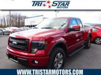 Exterior Color: vermillion red, Body: Extended Cab
