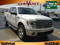 Exterior Color: white platinum tri-coat, Body: Crew Cab