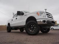 Options:  2013 Ford F-150 4X2 Lifted|4X2 Xlt 4Dr