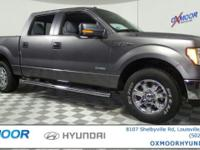 Ford F-150 CARFAX One-Owner. Odometer is 12796 miles
