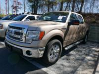 **2013 FORD F-150 XLT**SUPERCREW**VERY VERY LOW