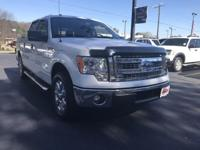 Options:  2013 Ford F-150 |This 2013 Ford F-150 4Dr