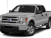 Options:  2013 Ford F-150 |Miles: 68718Stock