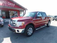 Options:  2013 Ford F-150 Xtr Package! Bedliner! Tow