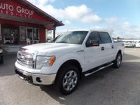 Options:  2013 Ford F-150 Tow Package! Bedliner! Backup
