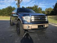New Price! F-150 King Ranch, 4D SuperCrew, EcoBoost