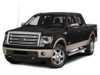 Clean CARFAX.This 2013 Ford F-150 4WD at Hyundai of