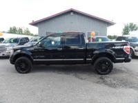Options:  2013 Ford F-150 Navigation! Moonroof! Heated