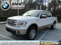 King Ranch Luxury Package, Navigation, Moonroof,