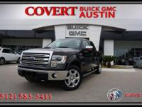 2013 Ford F-150 King Ranch edition crew cab truck! 4X4