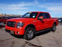 This rock-hard 2013 Ford F-150, with its grippy 4WD,